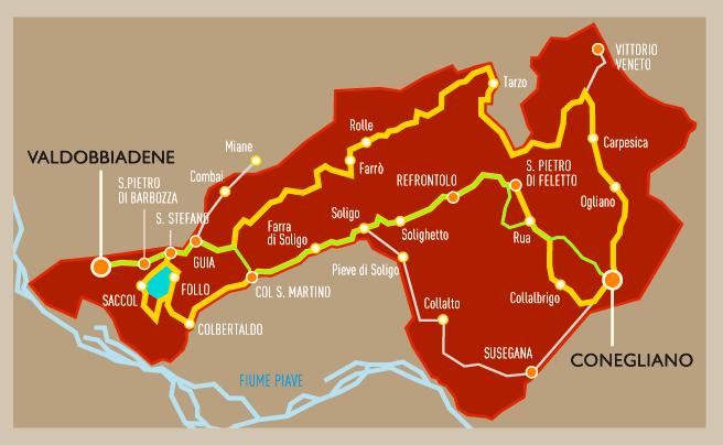 Prosecco Route
