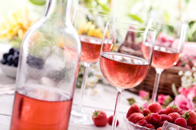 rose wijnen