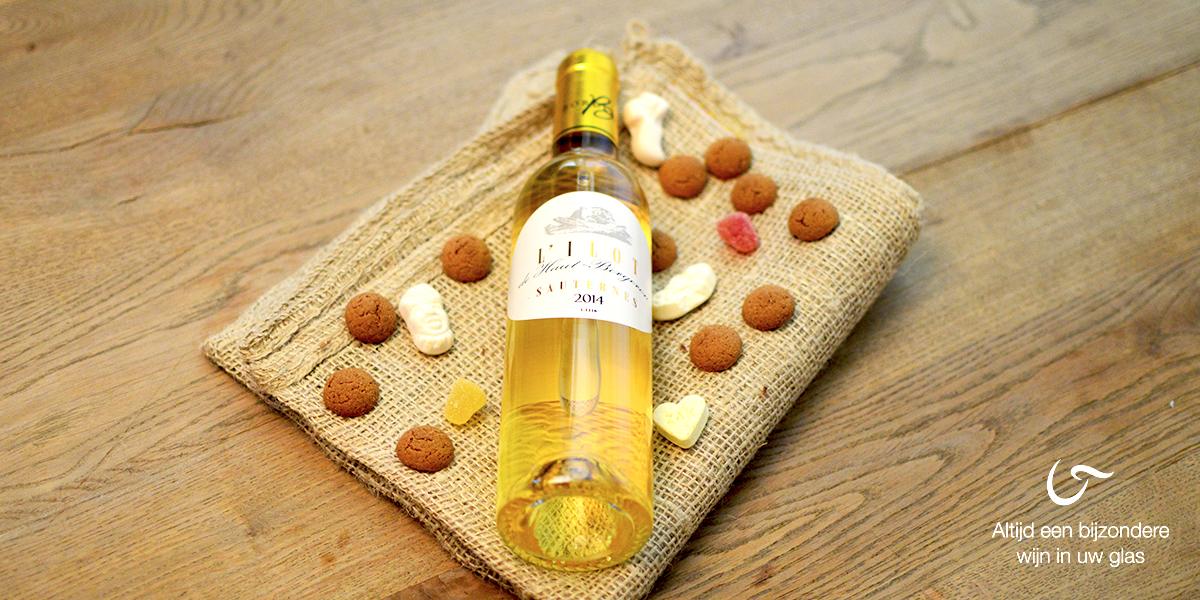 Sinterklaasavond & Wijn - Sauternes