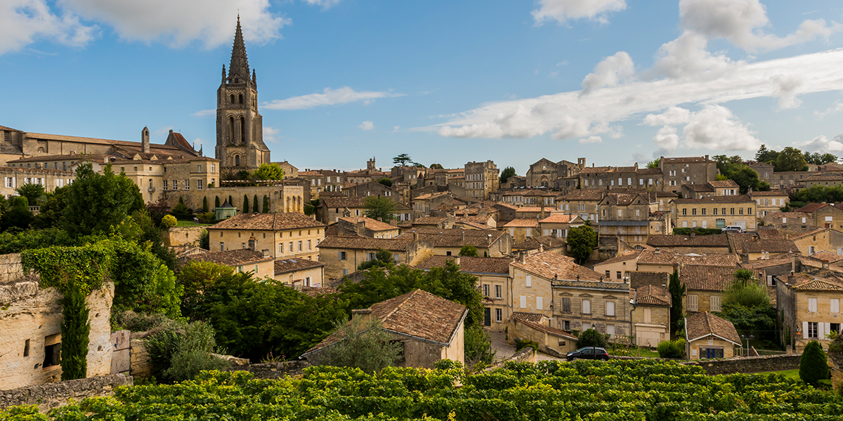 Saint-Emilion Bordeaux