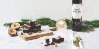 Brownies met IJs Dessert - PX Sherry