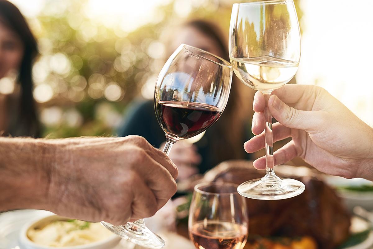 rode wijn leren drinken