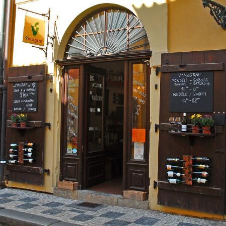 Vinograf Wine Bar Prague
