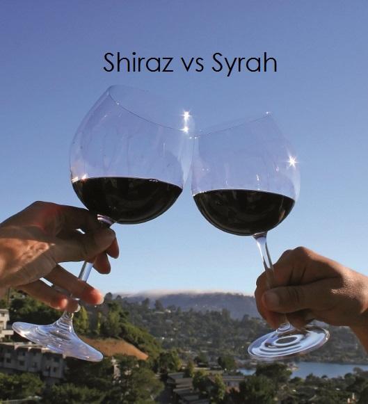 Shiraz Syrah